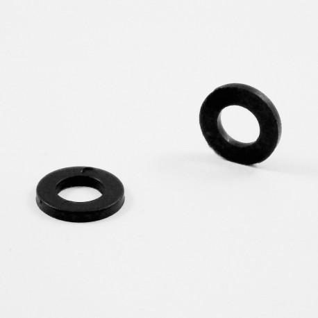 M5 DIN125 Plastic standard washer for screw M5 - Ajile