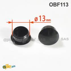 Round Plastic Hole Plug...