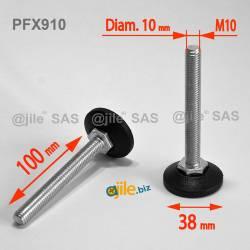 M10 X 100 mm Threaded...