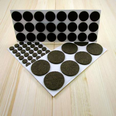 Round Adhesive Felt Pad