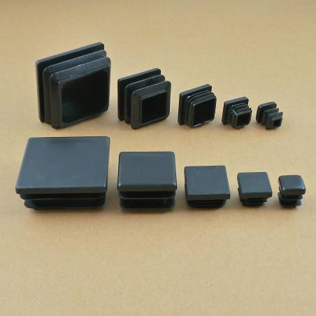 Square Insert Black