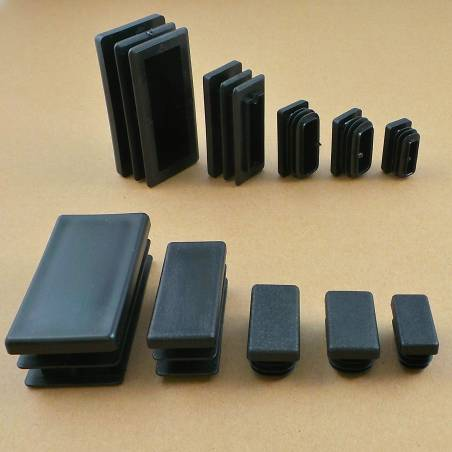 Rectangle Insert Black