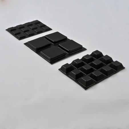 Square Adhesive Bumper